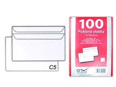Dopisní obálka C5 K-C5/80SX/P/100 samolepící