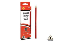 Tužka M č.1 JUMBO triangular