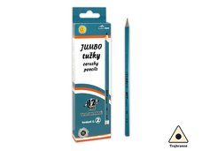 Tužka M č.2 JUMBO triangular