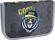 Stil Školní penál jednopatrový Cool bear